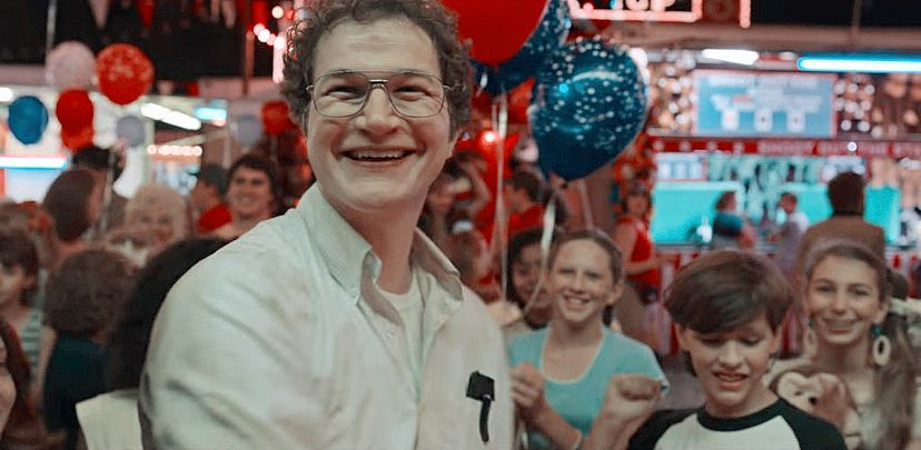 stranger things season 3  Alexei smiling ✨ #strangerthings3 #strangerdanger