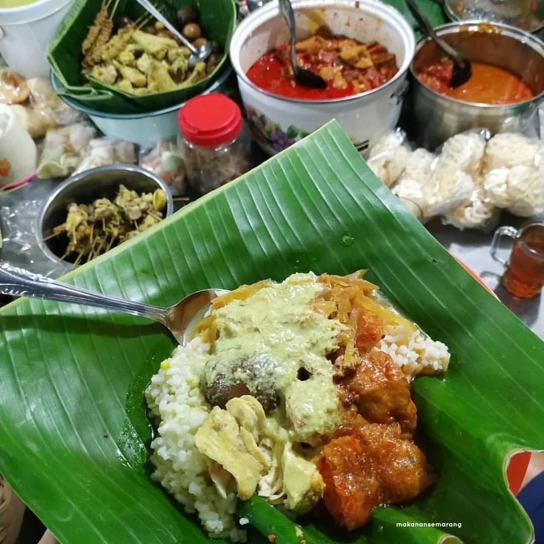 Rekomendasi Wisata Kuliner Makanan Khas Semarang Nasi Ayam