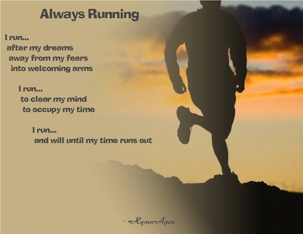 HymnAgen's: Always Running