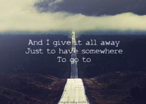 Give it all away christian song