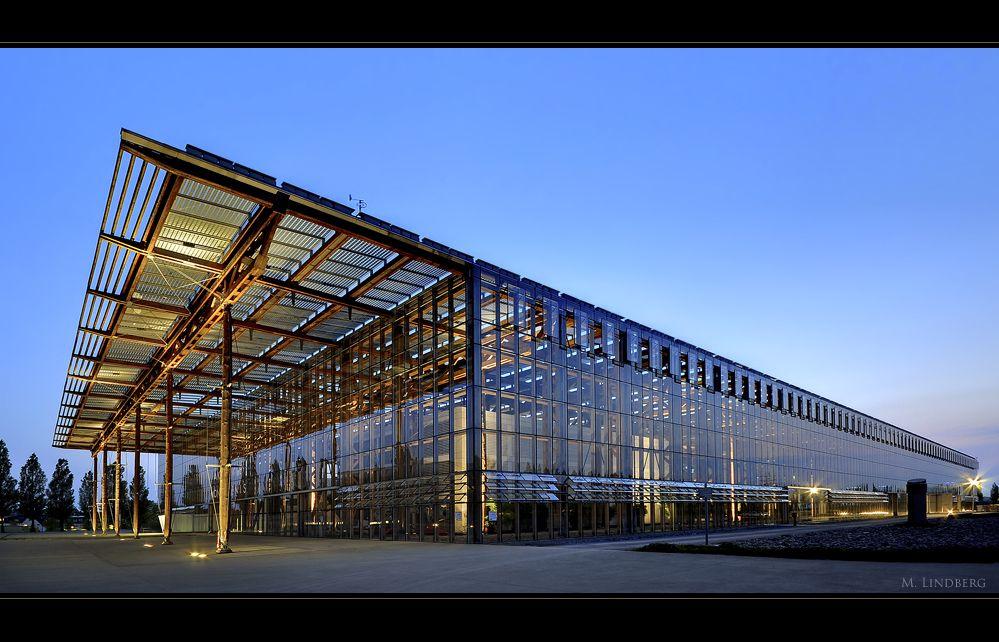 Mont-Cenis Further Education Academy – Herne Sodingen, Germany by Architect: Architektengemeinschaft Hegger-Hegger-Schleif, Kassel and Jourda & Perraudin