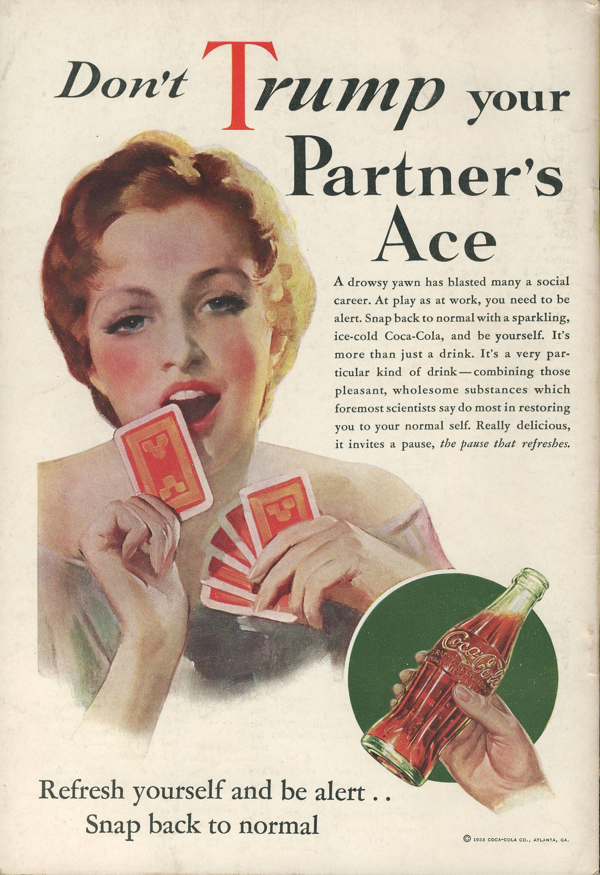 Vintage Coke Coca Cola Advertisements Of The (Page