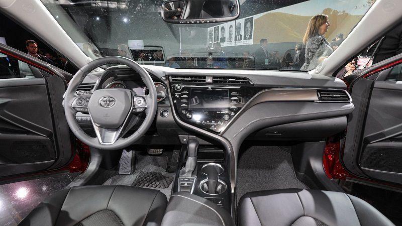 تويوتا كامري 2018 الجديدة سوق سيارات المملكة العربية السعودية Toyota Camry Camry Toyota