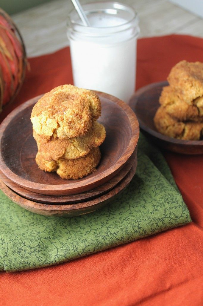 Pumpkin Snickerdoodles Paleo Vegan Recipe Pumpkin