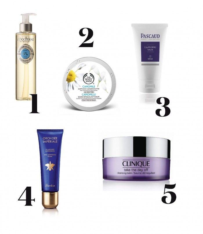 5 x zachte cleansers voor je gezicht http://www.feeling.be/leven-met-stijl/beauty/334379/5-x-zachte-cleansers-voor-je-gezicht