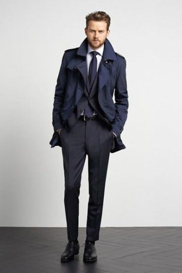 sold worldwide largest selection of 2019 timeless design Blue trench coat and suit - click on the image for more like ...