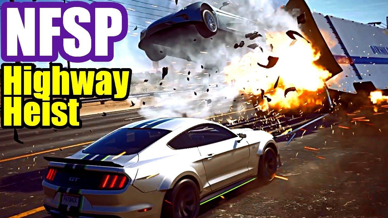 Need For Speed Payback 15 Highway Heist Hard Difficulty