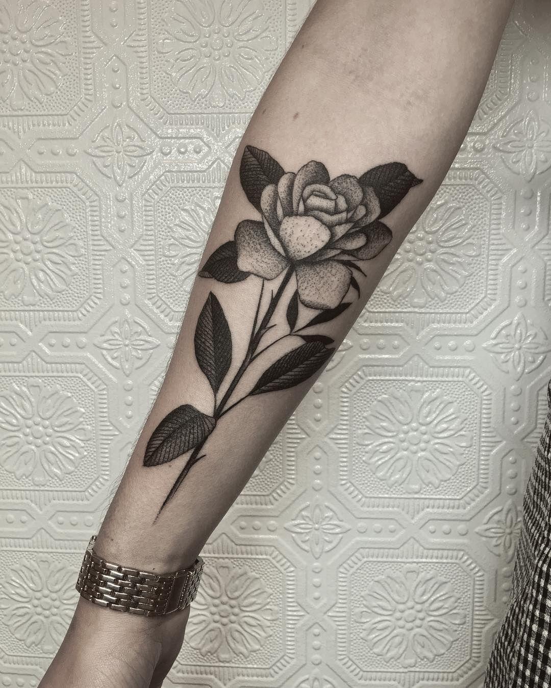 Rose For Katilyn Tattoos On Women Pinterest Tattoos Rose
