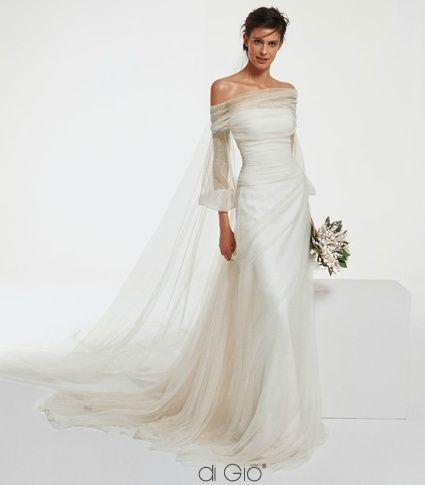 Partes del vestido de novia en ingles