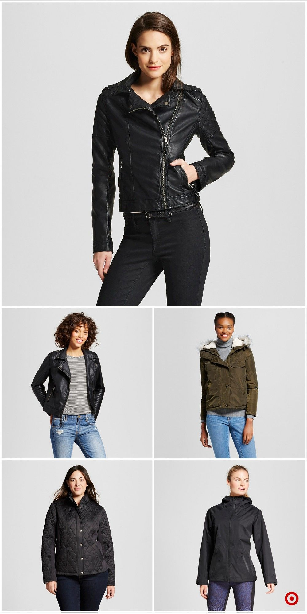 b56021e9e66d Shop Target for outerwear coats and jackets you will love at great ...