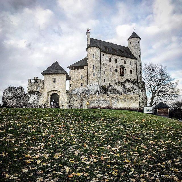 Bobolice Royal Castle From XIV Century