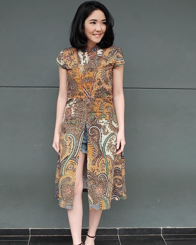 Pin Oleh Abi Theclas Di Batik Nusantara (Dengan Gambar