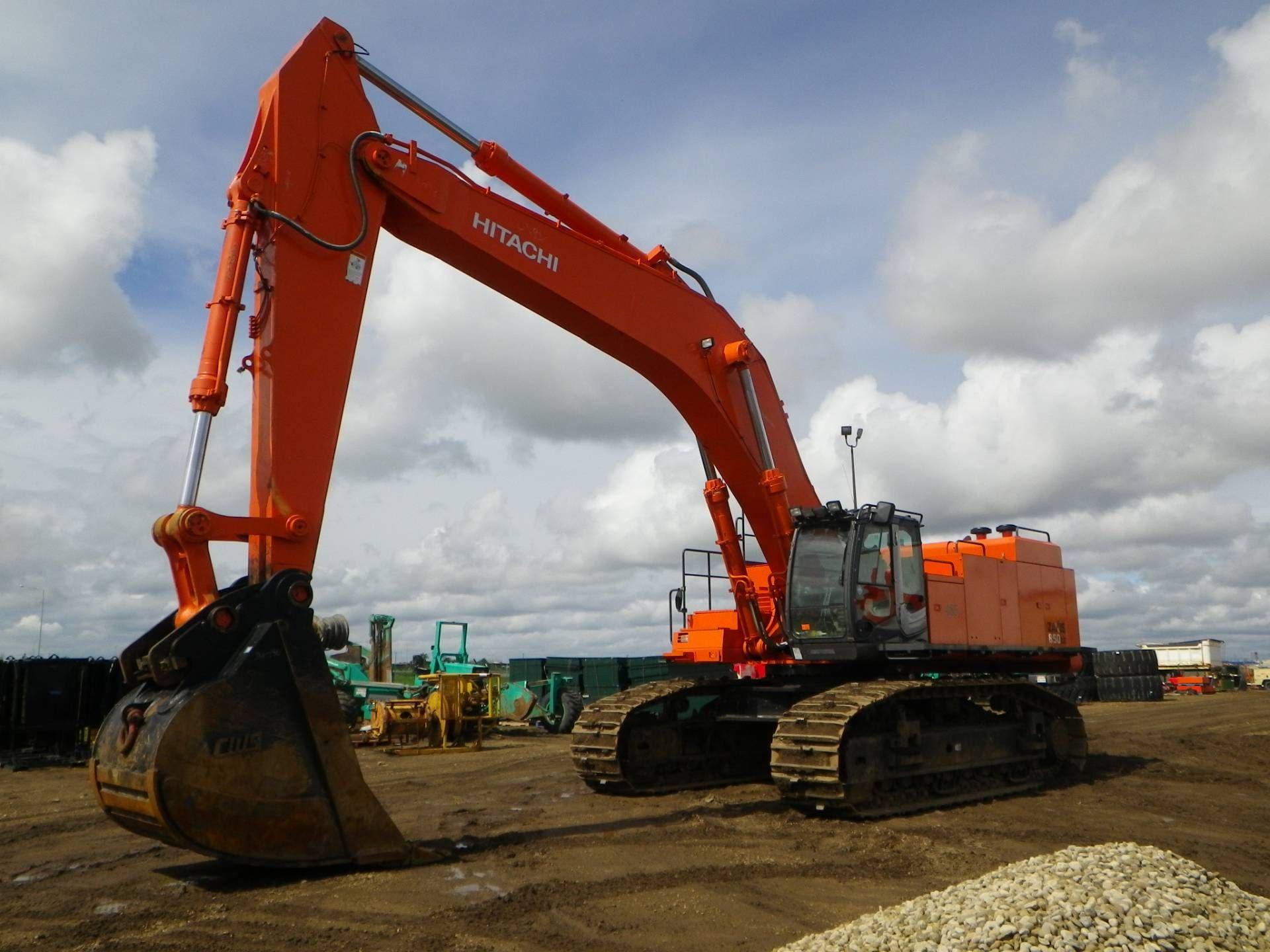 HITACHI ZX850LC3 Hydraulic Excavator Hydraulic