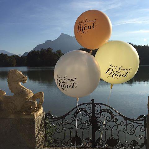 Our shootingstars of today! Stay tuned for more #instabräute2016 #Wedding #hochzeit #decor #balloons  #bride #groom #wedding #weddingday #weddingphotographer #weddingphotography #weddings #weddingideas #instawedding #engaged #bestoftheday #instadecor #ballon #giantballoon #riesenballon #instabräute2017 #sommerhochzeit #hochzeitsideen #hochzeits #instabraut