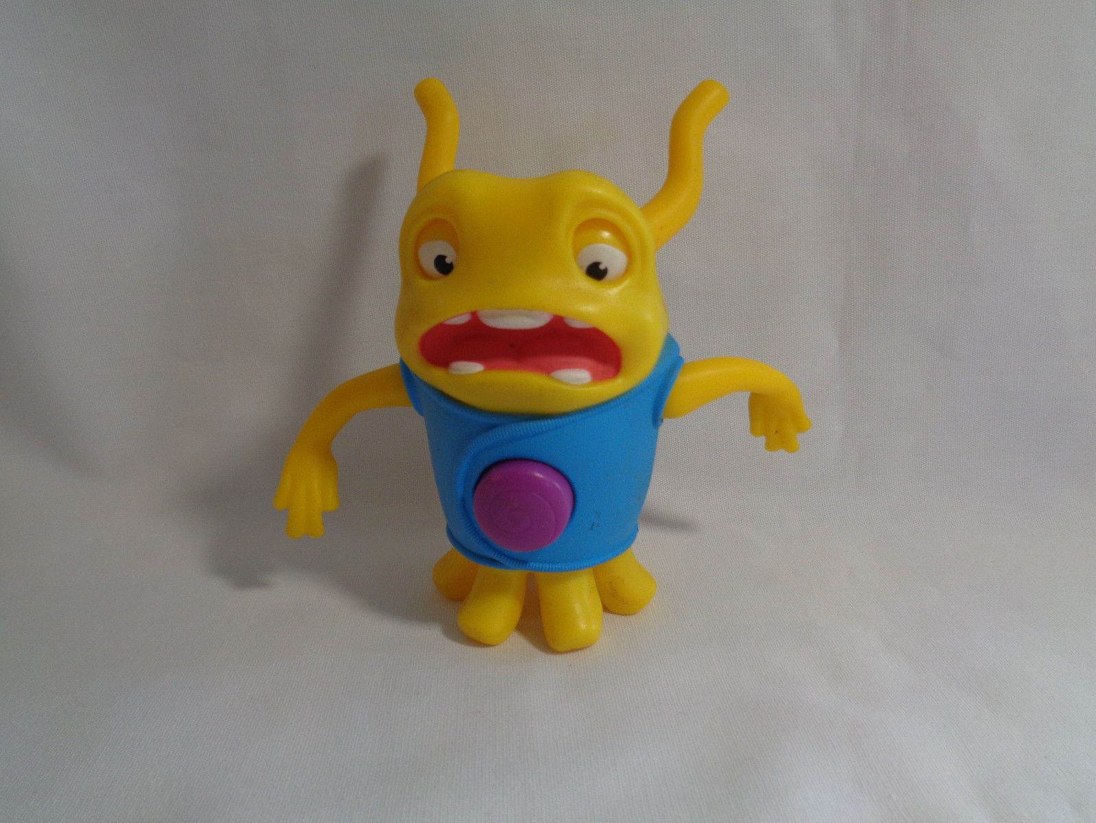 1.50 to 7.oo -2015 McDonald's Dreamworks HOME - Surprised OH #6 Yellow Figure Happy Meal Toy | eBay