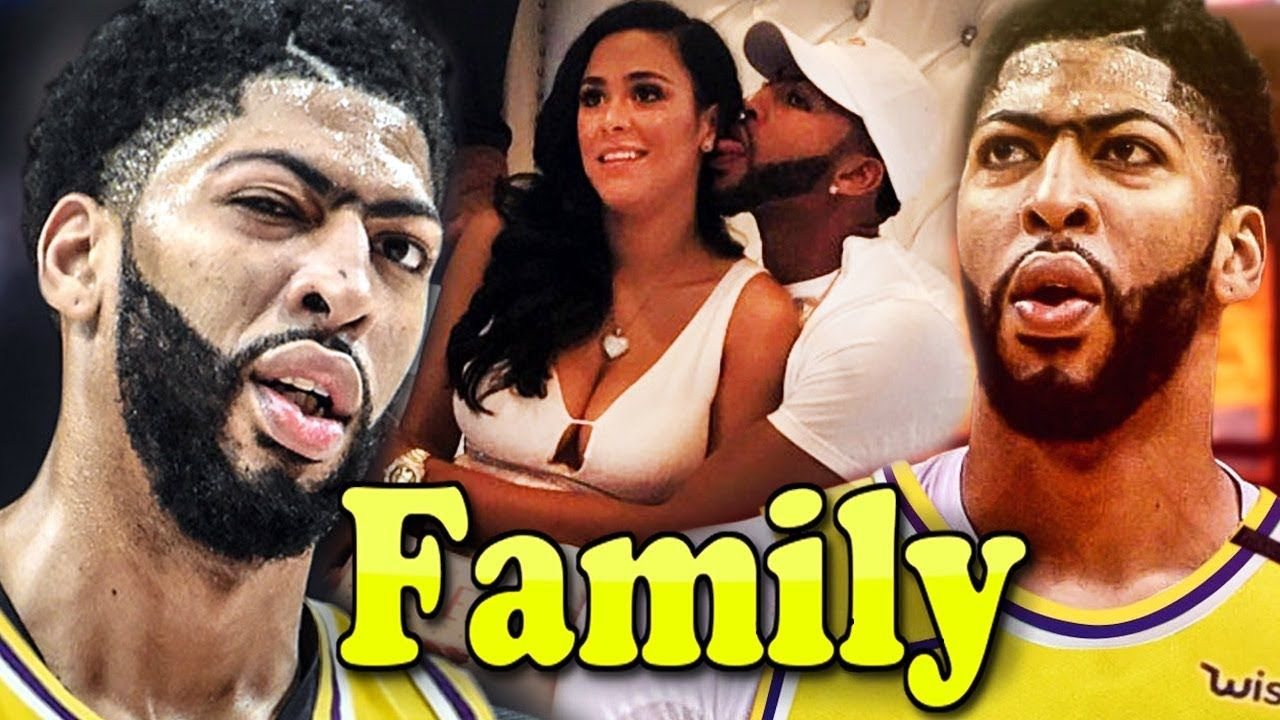 Anthony Davis Family Photos With Girlfriend Marlen P and ...