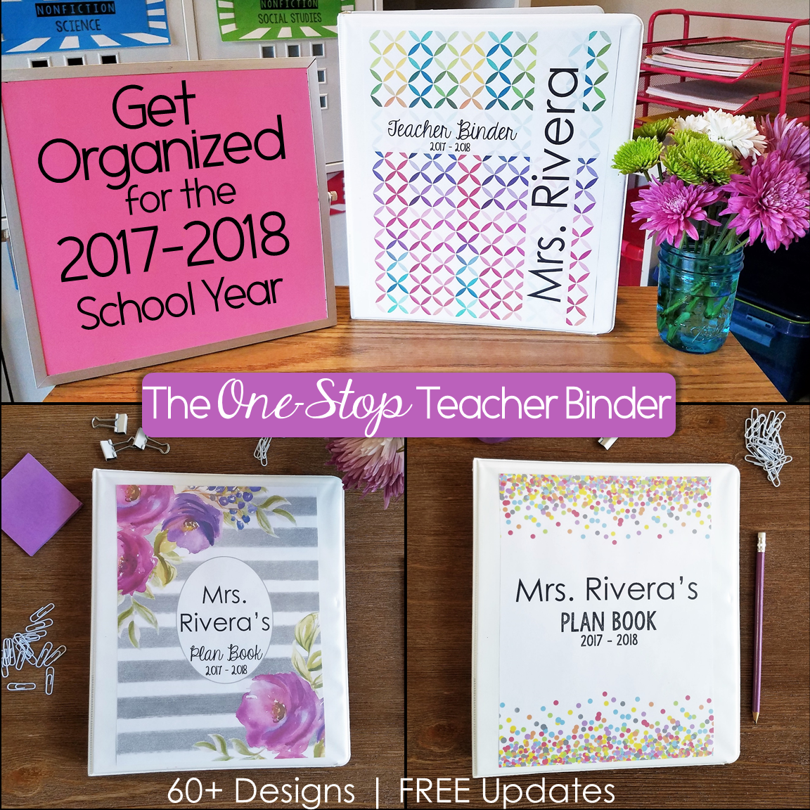 The Perfect Teacher Planner For Better Classroom