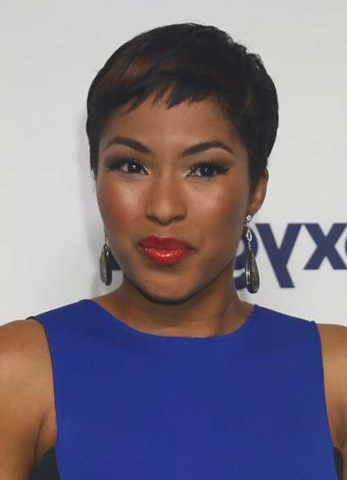 Black Short Hairstyles 2015 30 Short Haircuts For Black Women 2015  2016  Short Haircuts