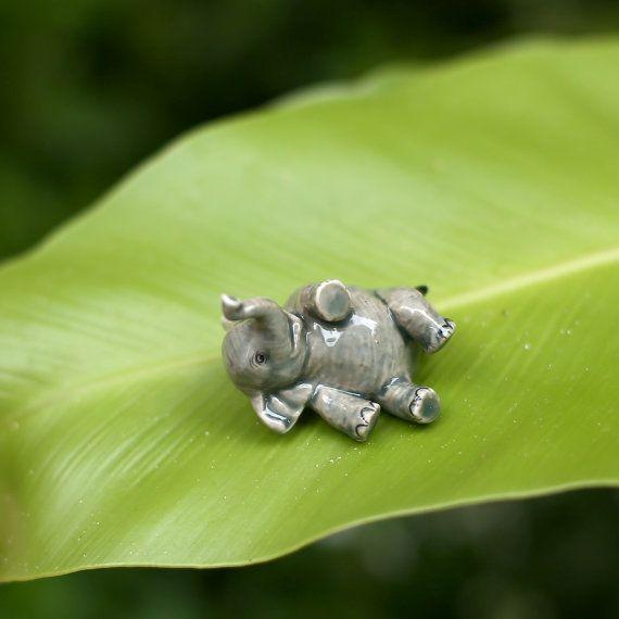 Cute Thai elephant. :)