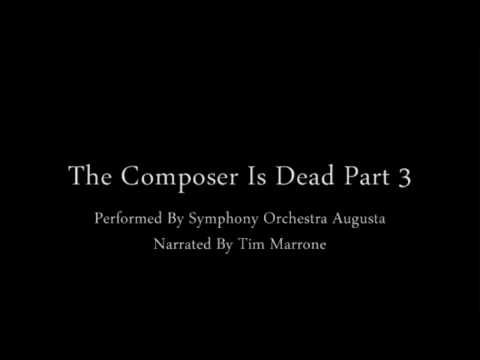 the composer is dead lemony snicket pdf