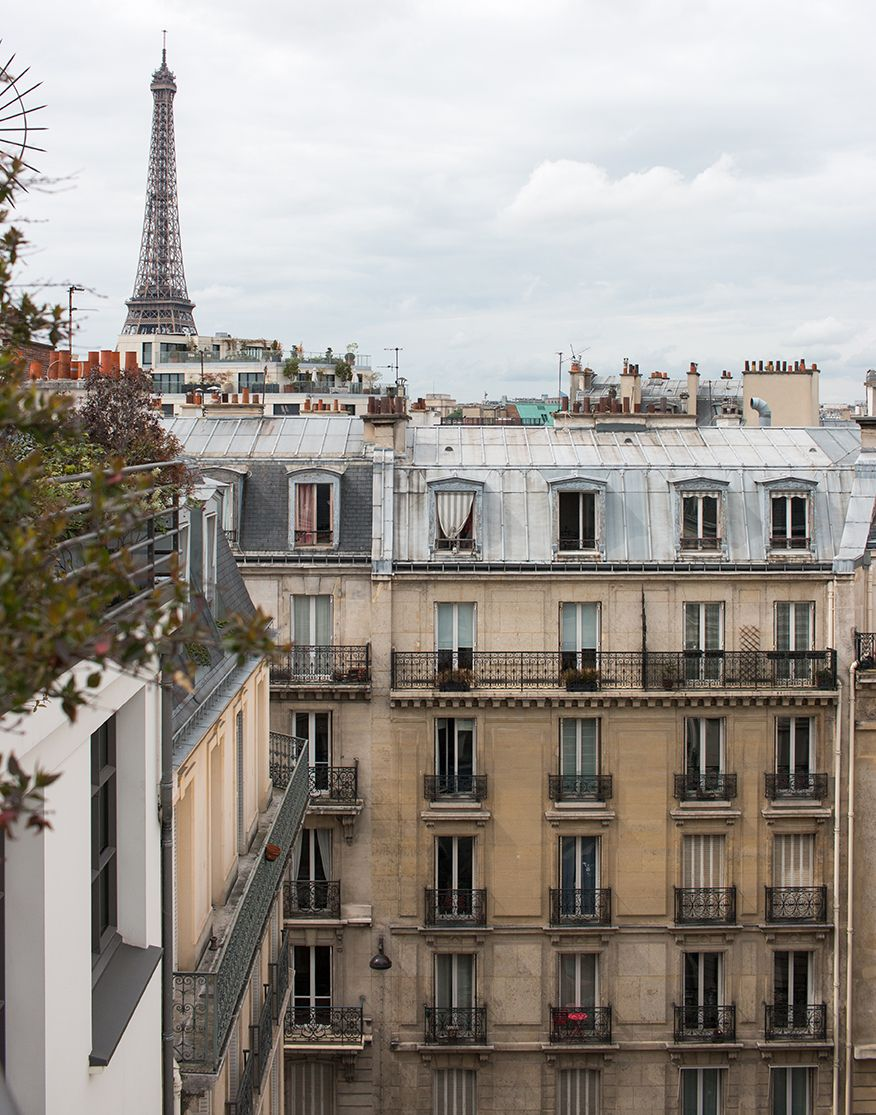 Where To Stay In Paris : Hotel Le Cinq Codet (With Images