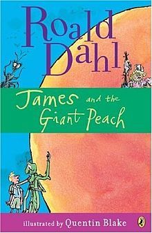 James And The Giant Peach Book Review The Giant Peach Roald Dahl Childrens Books