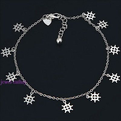 flower summer 2013 long sexy women lady anklet ankle bracelet fashion new y2