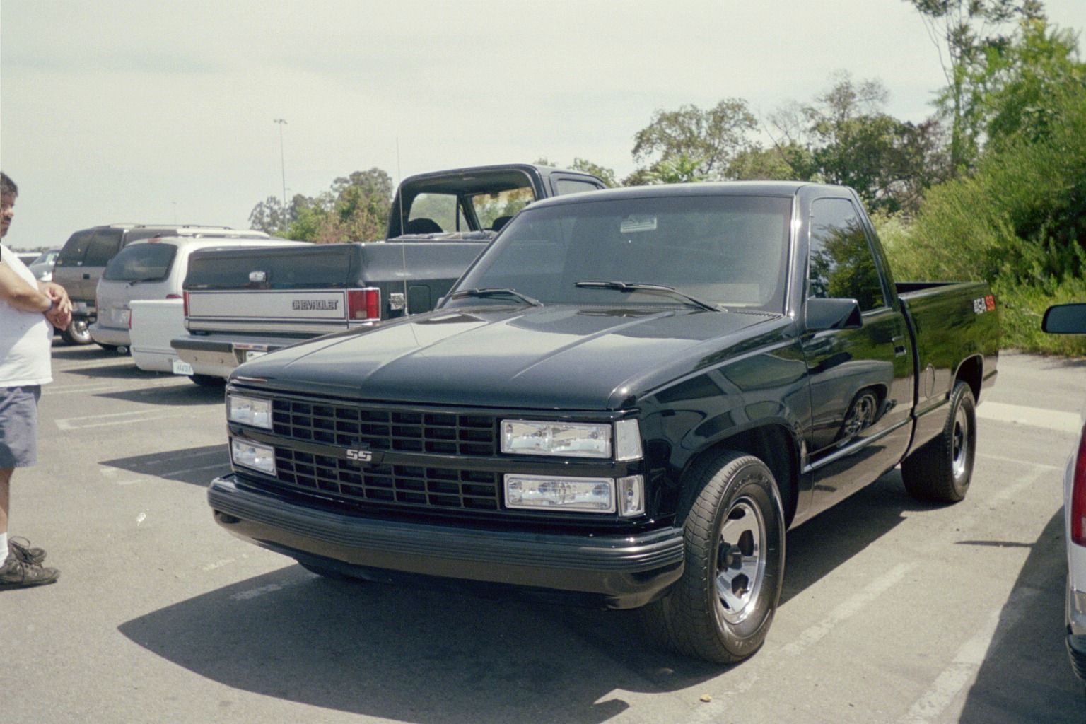 All Chevy 1991 chevy 454 ss for sale : 454ss | 454 SS, 454SS, BLACK, CHEVY, OUTSIDE, PICKUP, SHOW, TRUCK ...