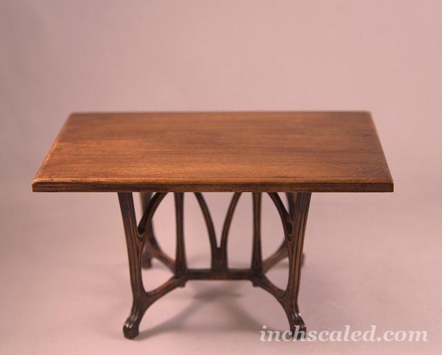 art nouveau dining table Обеденные столы, Стиль модерн и