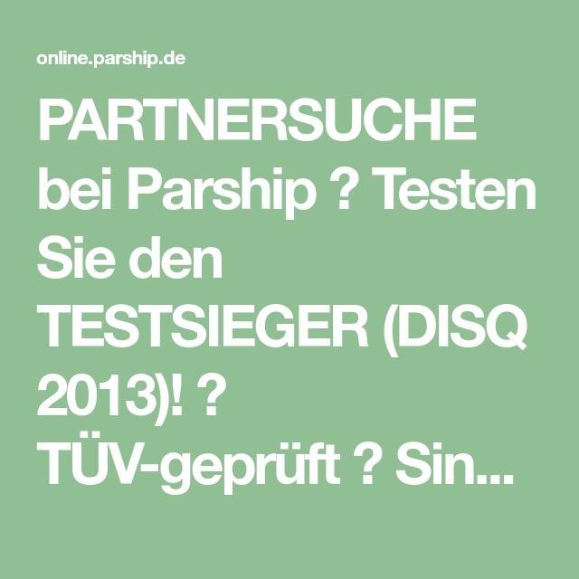 Testsieger Partnervermittlung