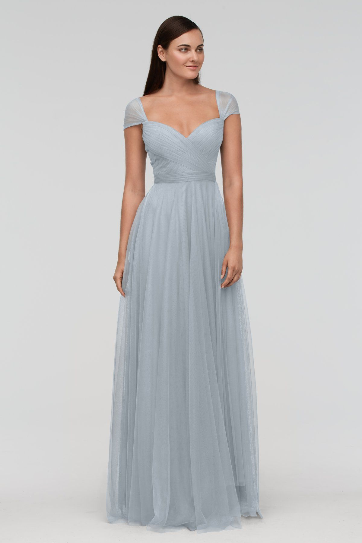 Candy by Watters in French Blue | Bridal Party | Pinterest