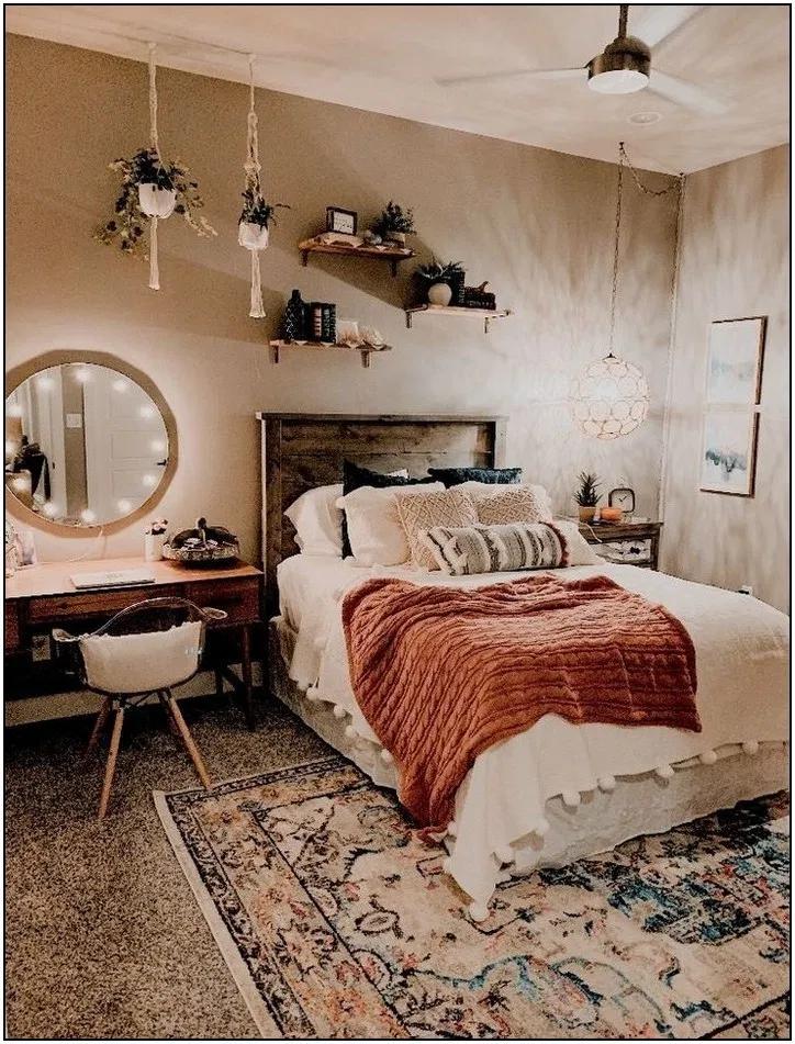 125 How To Create The Minimalist Dorm Room Of Your Dreams 157 Homydepot Com In 2020 Luxe Bedroom Room Decor Bedroom Bedroom Decor