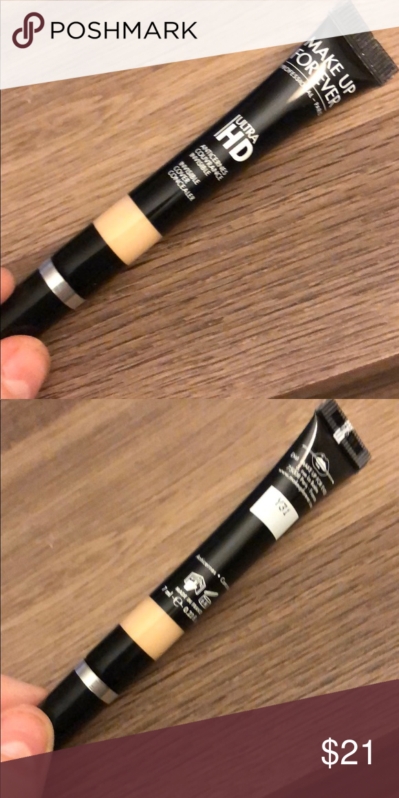 Make Up For Ever Ultra HD Concealer (With images