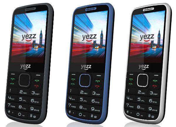 yezz clasico 2 yz310