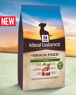 Ideal Balance Dog Food >> Hill S Ideal Balance Grain Free Dog Food Sweepstakes