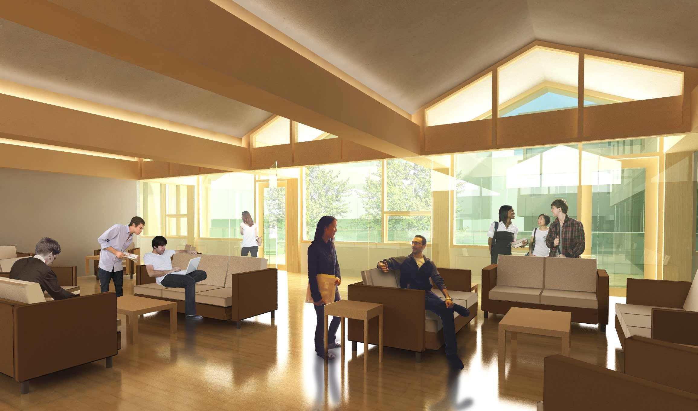 Victoria University Renovation By Moriyama And Teshima Of Original Building Eric Arthur More