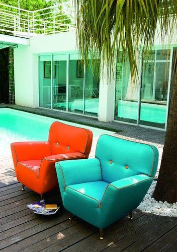 art deco furniture miami. Art Deco - Miami Style! Contemporary Patio Imagine Living Furniture Pinterest