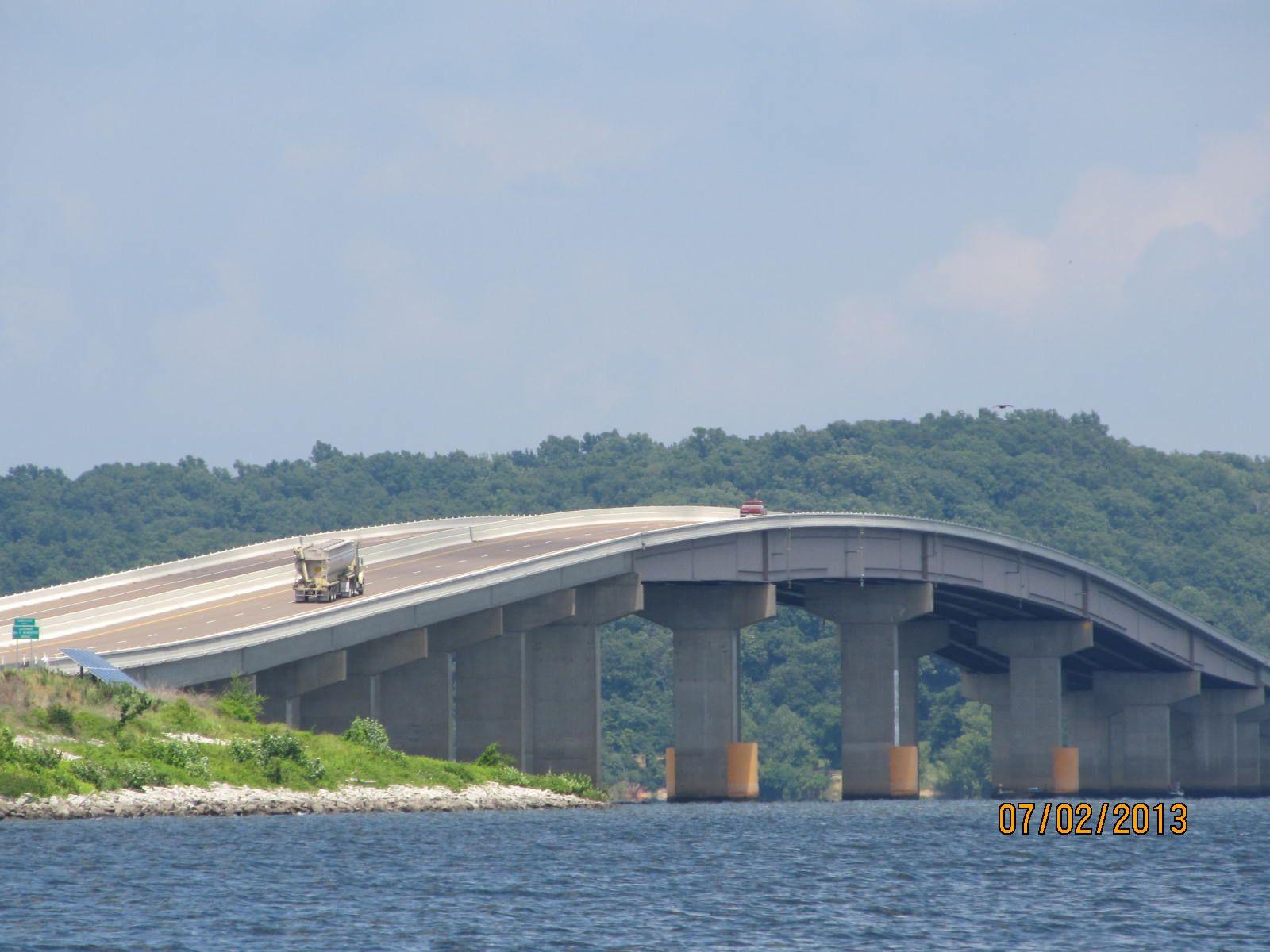 Paris Landing Bridge At Kentucky Lake Buchanan Tn Bridge Marina Bay Sands Lake