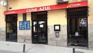 Madrid : Cisne azul