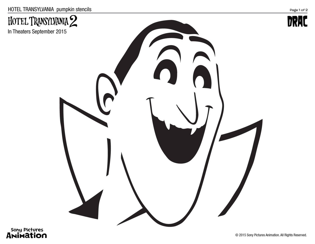 Transform your home in Hotel Transylvania with this Drac #HotelT2 ...