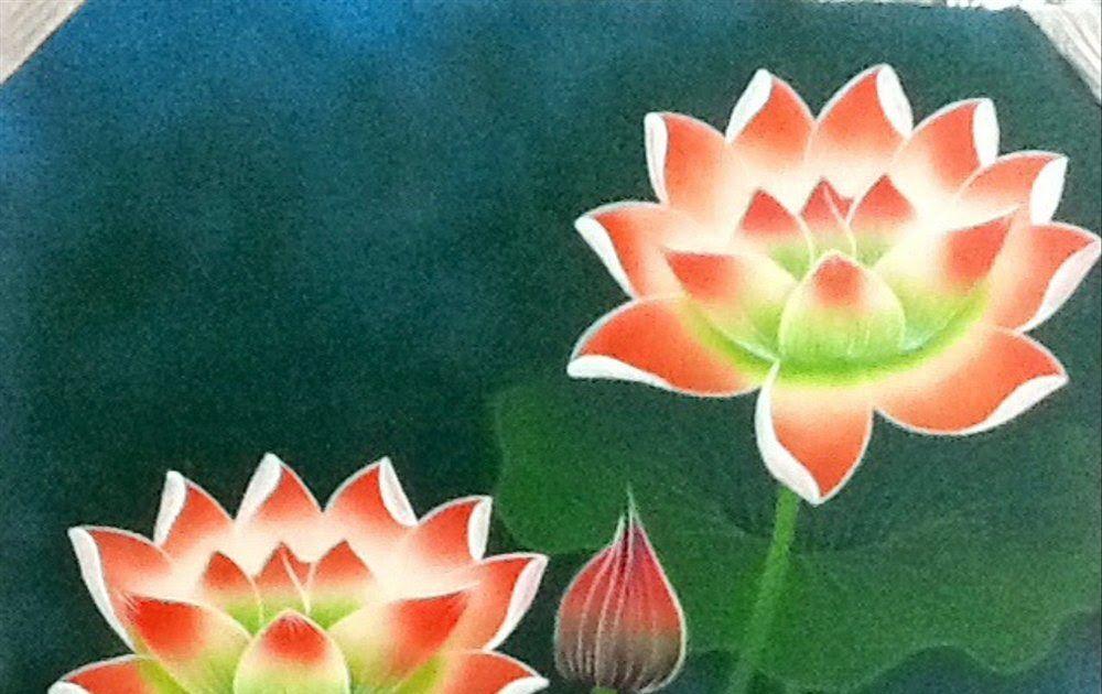 Gambar Bunga Teratai Animasi Great Lukisan Bunga Teratai Bunga Lotus Feng Shui Kebahagiaan Harmonis 2 Download Wallpaper B Bunga Teratai Gambar Bunga Bunga