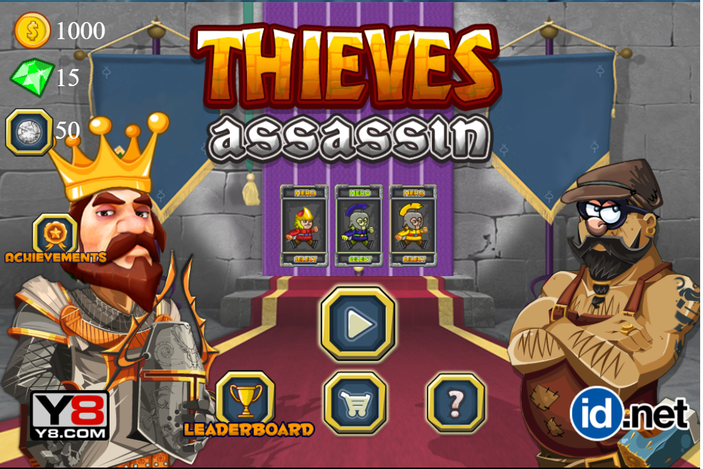 Thieves Assassin