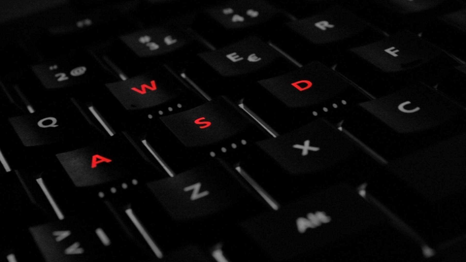 Download Wallpaper 1920x1080 Keyboard Keys Buttons Black Full Hd 1080p Hd Background Keyboard Computer Keyboard Keyboards
