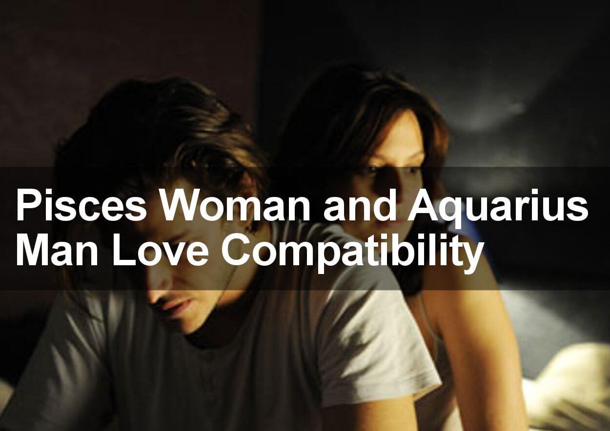 Aquarius man pisces woman sexually