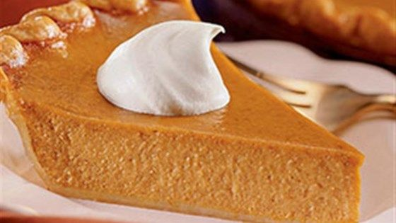 Libby's® Famous Pumpkin Pie Recipe