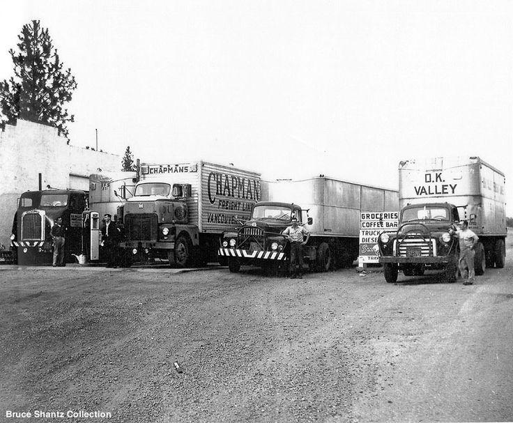 70 S Truckstop Big Rig Trucks Big Trucks Trucks