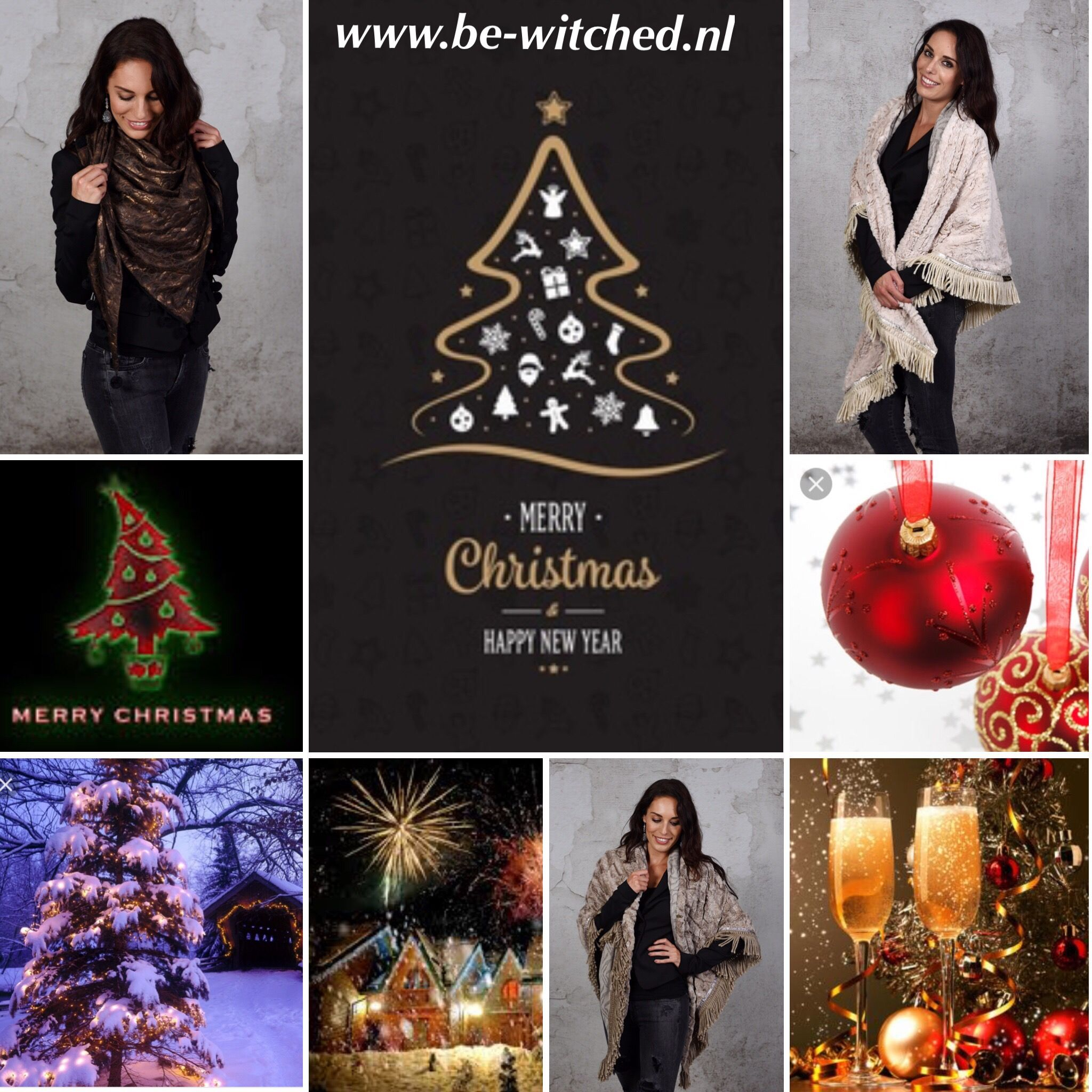 Iedereen hele fijne en gezellige kerstdagen namens ons be-witched team!! 😘 Happy christmas..! 🎄🎄🎄🎄🎄🎄  www.be-witched.nl