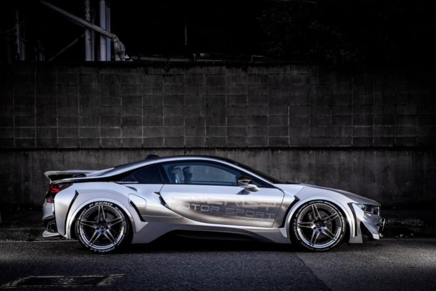 Bmw I8 Chrome Tuned By Energy Motor Sport Inspiration Pinterest