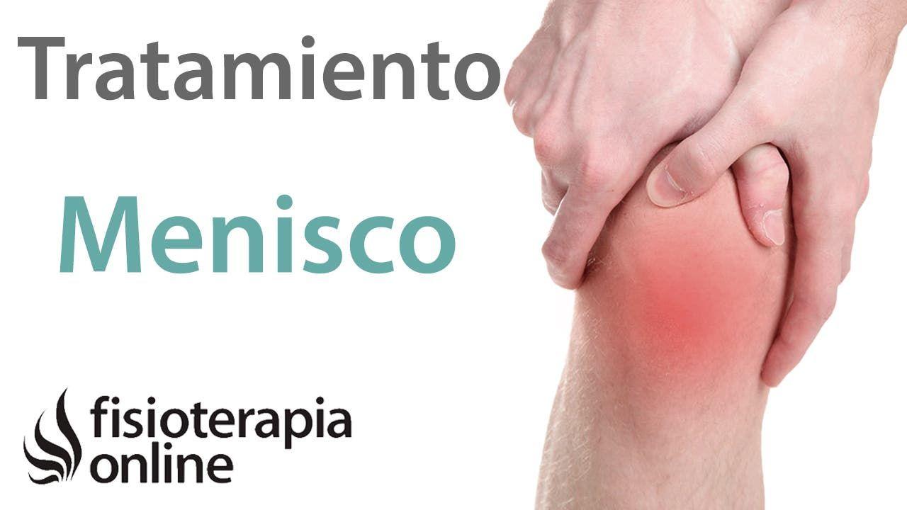 Lesión De Menisco Consejos Y Tratamiento Fisioterapéutico Dolor En La Rodilla Tratamientos Estiramientos