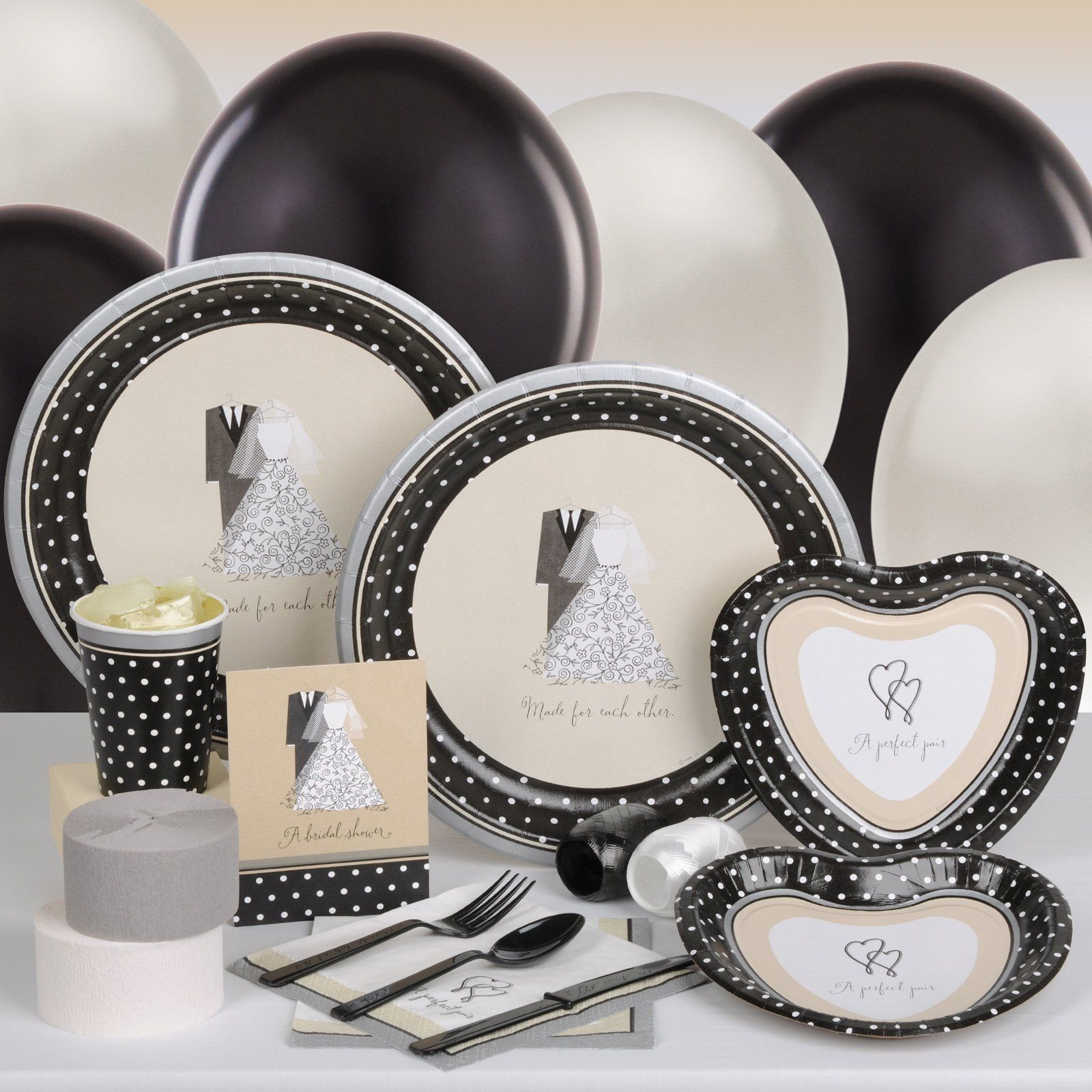 Bridal Shower Plates Google Search